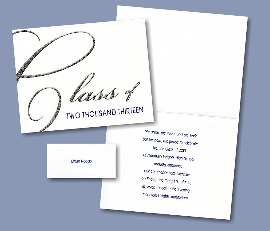 Fill In Graduation Invitations as great invitations example